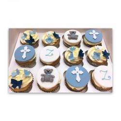 Vanilla Cupcakes - Christening